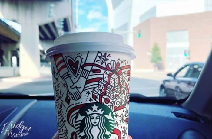 Starbucks For Life 2017 Holiday Giveaway