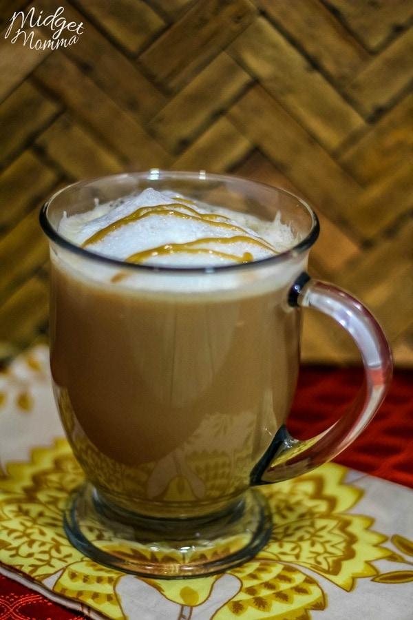 Caramel Macchiato Starbucks