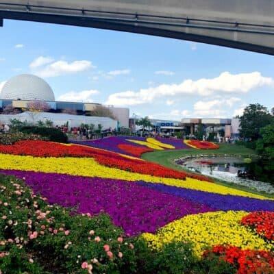 Navigating Disney's Flower And Garden Festival
