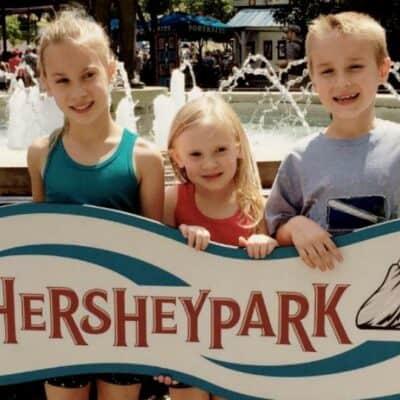 Family Rides at Hershey Park