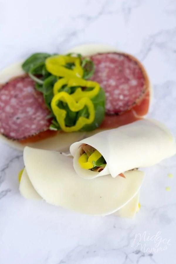 Italian Sub Rollups