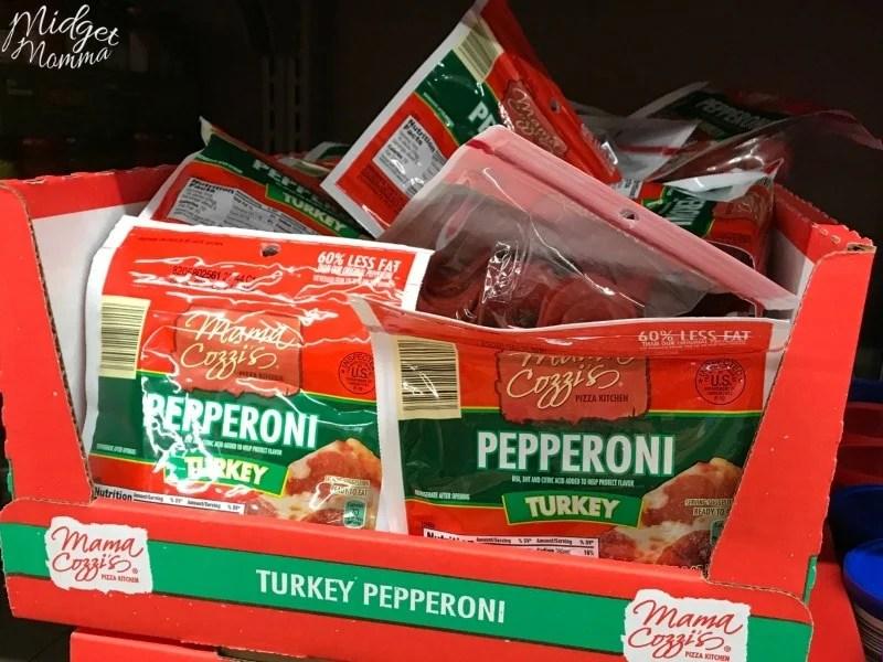 Weight Watchers Pepperoni