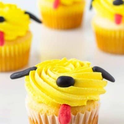 Pluto Cupcakes