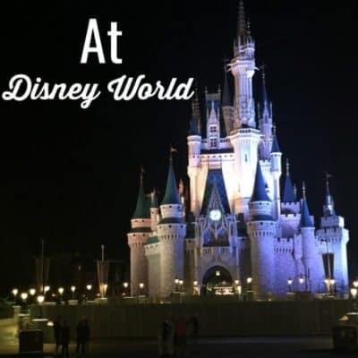 Keto at Disney