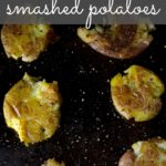 Smashed Potatoes are a fun twist on your normal potatoes recipe. Smashed Potatoes are the perfect side dish, they are crispy on the outside but that perfect smooth and fluffy inside that you love about potatoes.