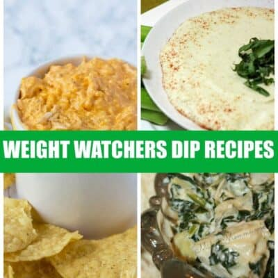Weight Watchers Dip Recipes are perfect for parties. These weight watchers friendly dip recipes are low in points and perfect for dipping veggies in! #WeightWatchers #WeightWatchersRecipe #Dip #DipRecipes