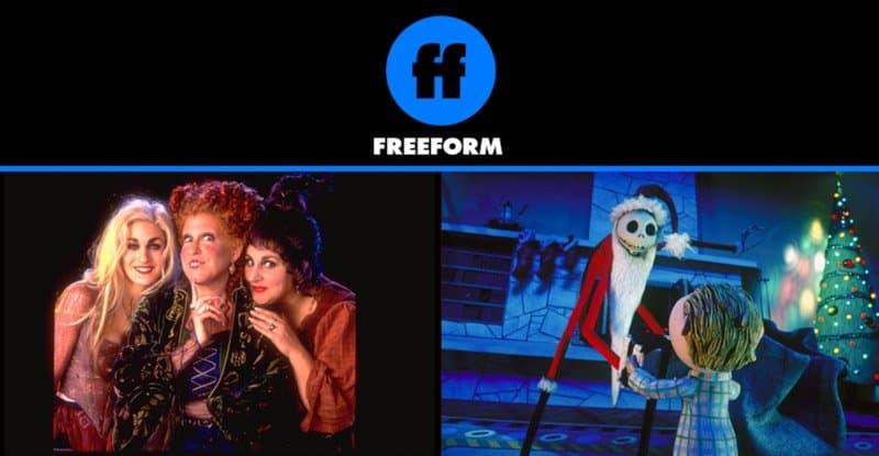Freeform 31 Days of Halloween Movies