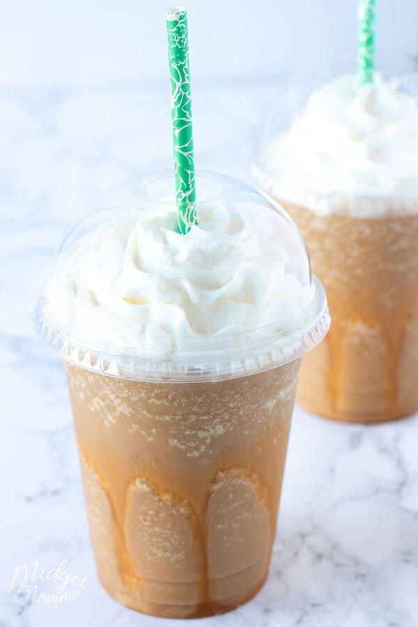 Keto Frappuccino