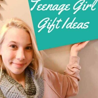 teenage Girl Gift Ideas for Christmas