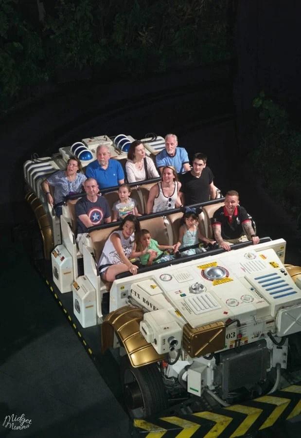 Rider Switch Rides at Disney
