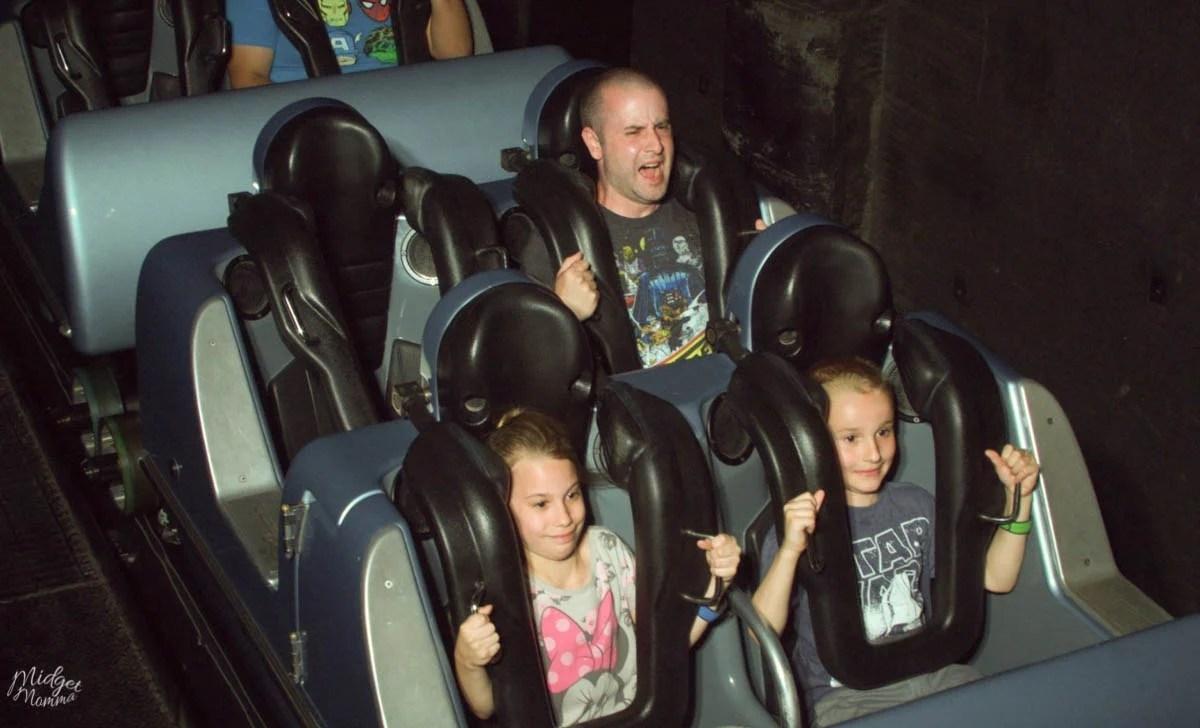 Rider Swap at Disney World