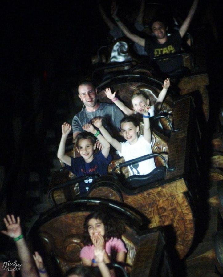 Disney Rider Swap