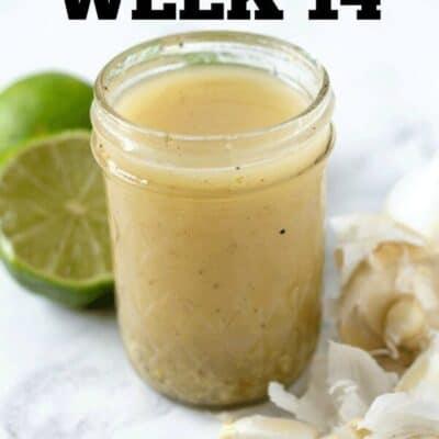 Keto Diet Meal Plan week 14