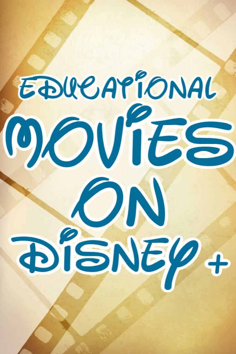 Educational Movies on Disney Plus