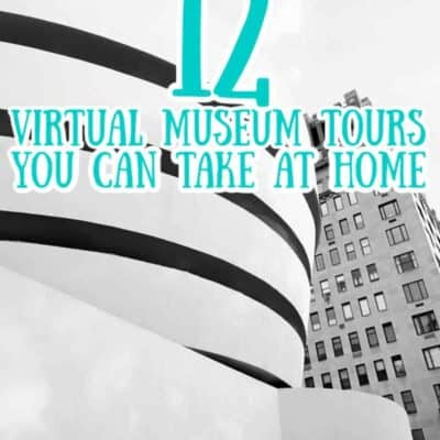 Virtual Museum Tours to take at home