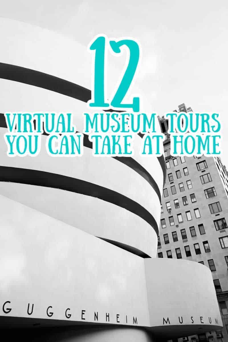 Virtual Museum Tours to take at home