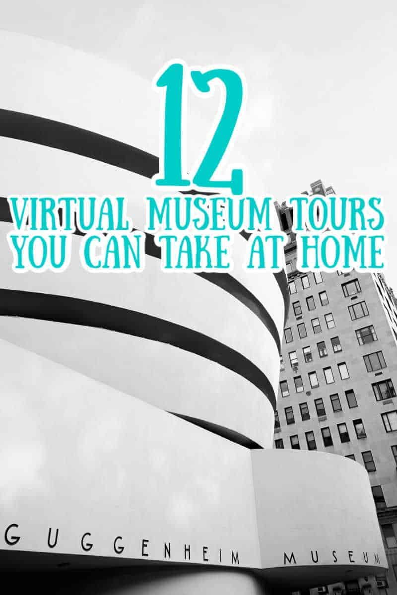 12 Famous Museum Virtual Tours You Can Take At Home