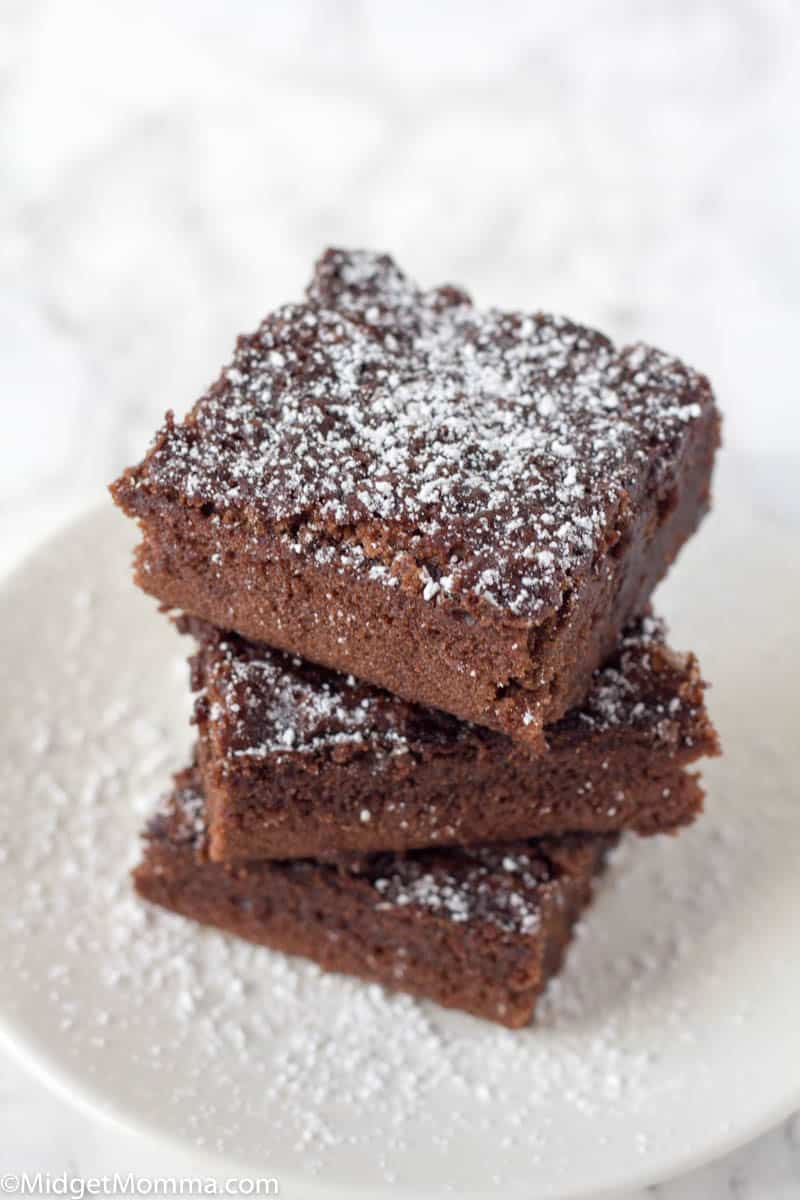easy pantry brownies