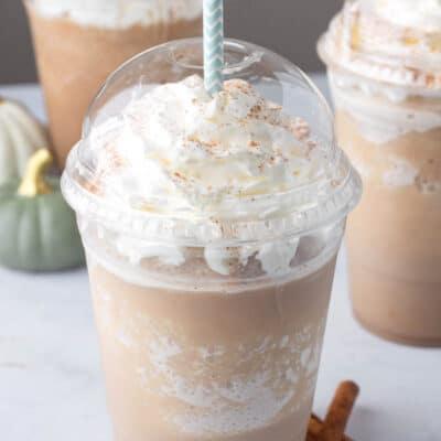 Pumpkin SpiceFrappuccino