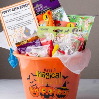 HALLOWEEN BOOING - IDEAS AND PRINTABLES
