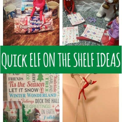 QUICK-ELF-ON-THE-SHELF-IDEAS