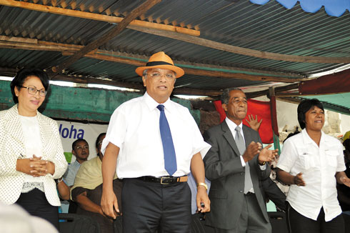 Obligation de neutralité : Le cas Rajoelina dénoncé par la Mouvance Ravalo