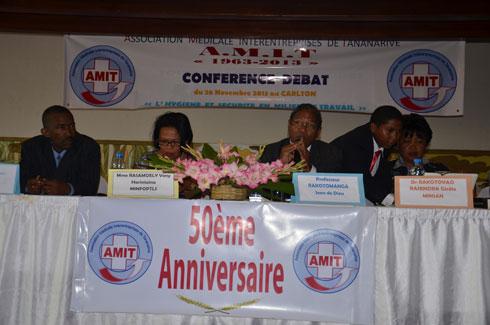 AMIT : 50 ans de service