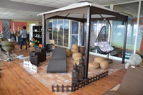 Salon international de l'habitat Les visiteurs séduits par les nouveautés d'Ébène