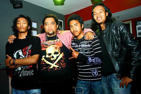 Rock metal au Glacier : Place à un cabaret très  « hard » avec Vatofant et Ampela metal