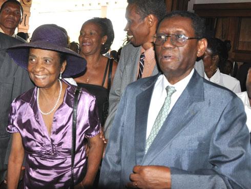 Mouvance Zafy Contre le 2e tour de la Présidentielle