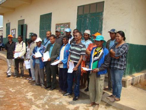 Antoetra-Zafimaniry : Transfert de gestion des forêts, un nouveau mandat de 10 ans pour les communautés locales de base…
