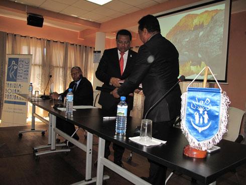 CNAPS : Signature de convention avec le Trésor