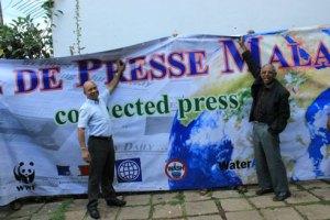 Le Centre de Presse participe activement au salon des médias ce jour à Antanimena.