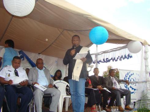 Lutte contre le travail domestique des enfants : Le représentant de l'OIT à Madagascar confiant…