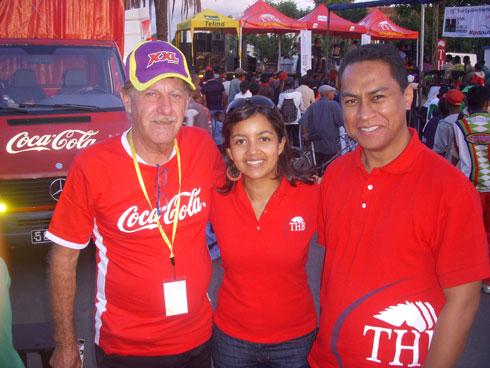 Elodie Hiridjee Karmaly : «  Le Tour, une satisfaction pour la Star »