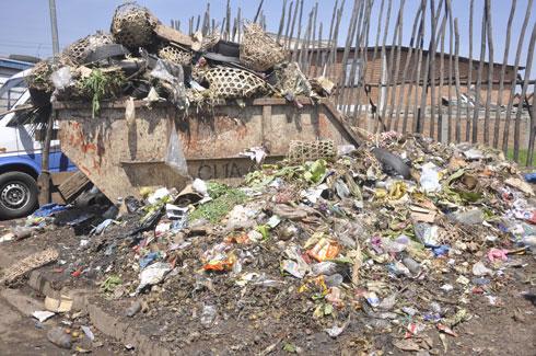 Assainissement de la ville d'Antananarivo : La CUA appuyée par l'Union Européenne