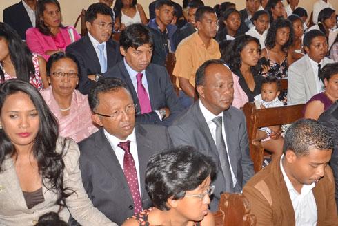 Hery Rajaonarimampianina : La force de la foi
