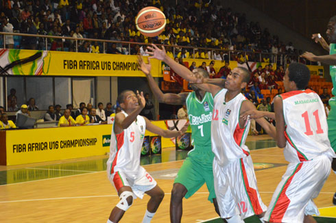 Afrobasket U18 : « On n'attend plus que la lettre officielle de la FIBA »