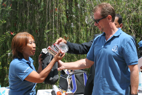 Golf – Ringer Score BNI : Monique Noyon et Binou Rajaonarivony en tête