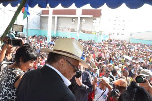 Robinson au Magro ce jour : Contre le forcing de la CES