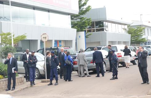 Réunion à Ankorondrano : La SADC mobilise la communauté internationale
