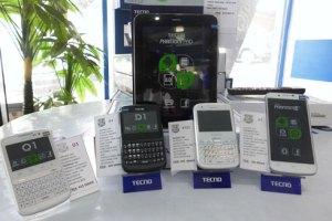 Les nouveaux modèles du haut de gamme Tecno et la tablette Tecno Phantom Pad sont vendus à des prix qui défient toute concurrence.