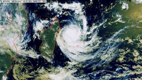 Cyclone : Bejisa ne toucherait pas Madagascar