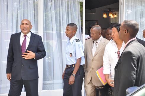 Gouvernement : Démission après l'investiture du nouveau Président