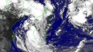 Hier à 10 heures locales, la dernière position de « Deliwe » était à 500 km au Sud-ouest de Toliara.