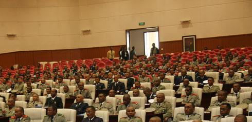 Coup d'Etat militaire en gestation : 2 Généraux, 4 Colonels et 1 Chef de Corps impliqués