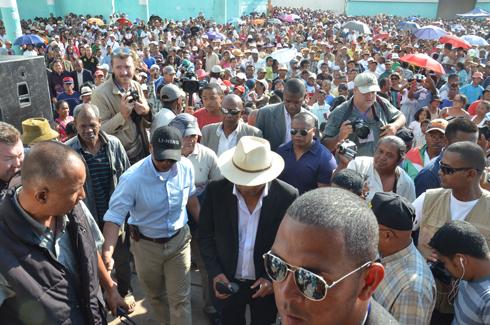 Jean Louis Robinson : Grande déclaration ce jour au Magro