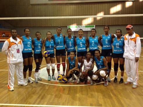 Volley-ball – Coupe d'Afrique : La participation de Stef'Auto incertaine