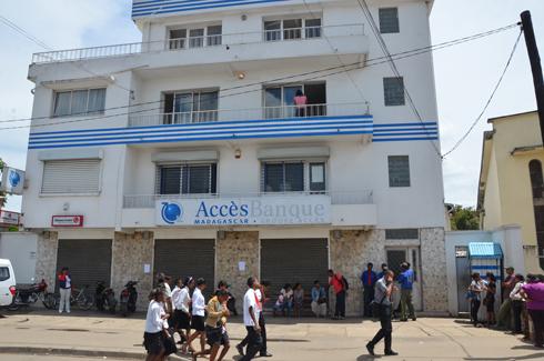 Accès banque : Mpiambina minisitry ny FAT i Zorgie