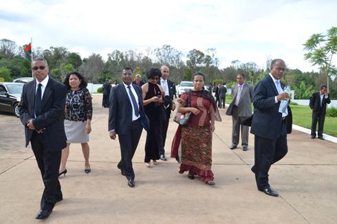 Iavoloha : Recadrage de la mission des ambassadeurs malgaches